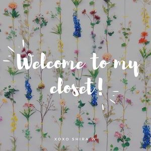 🌟 Welcome to my closet! 🌟